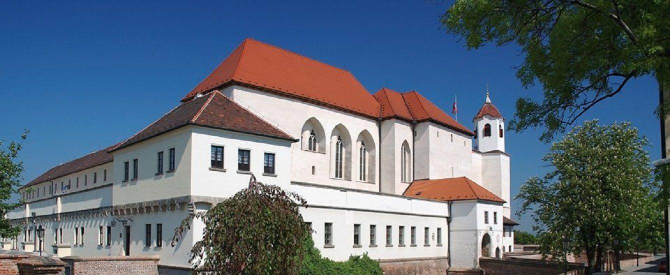 NKP Špilberk, východní křídlo